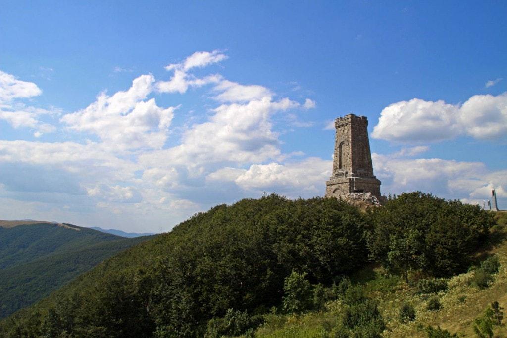 Buzludzha Abandoned UFO Bulgaria Liberty Memorial