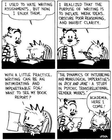 CalvinHobbes Academia