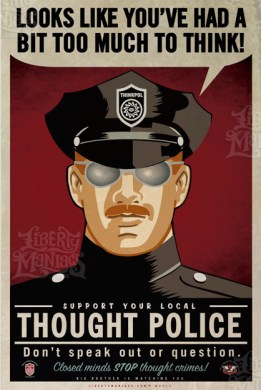 1984ThoughtPolice