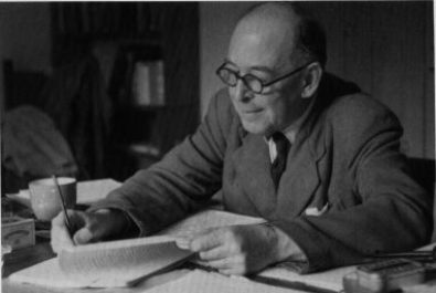 C. S. Lewis, the other author who appears more than once