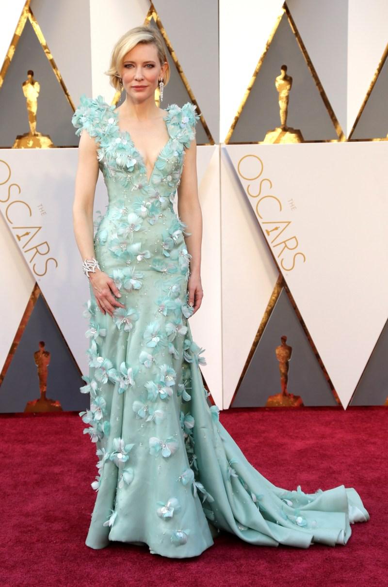 Oscars 2016 Fashion Round-Up
