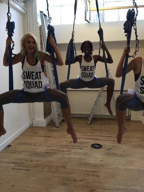 Anti-gravity Yoga - Say What?!