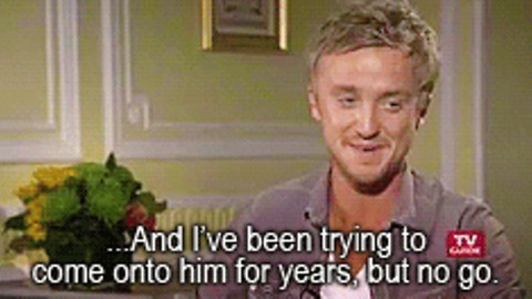 Times We Couldn't Get Enough Of Tom Felton