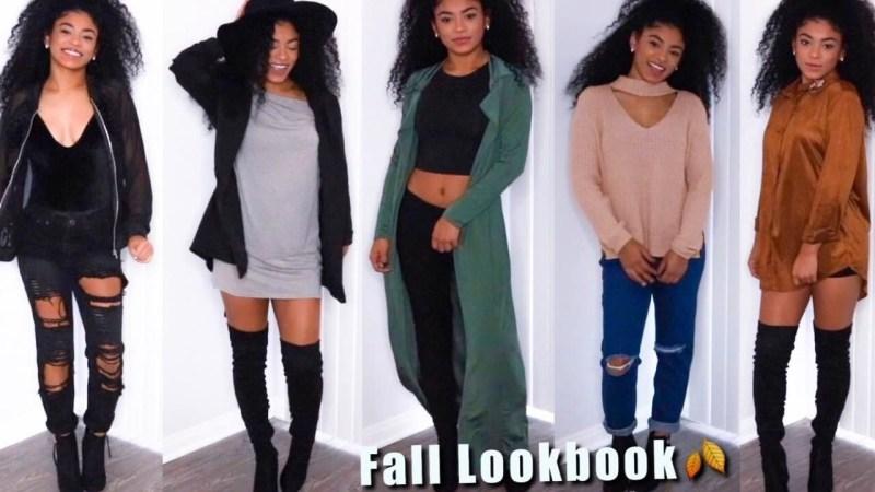 Fall Vibes With Jasmine
