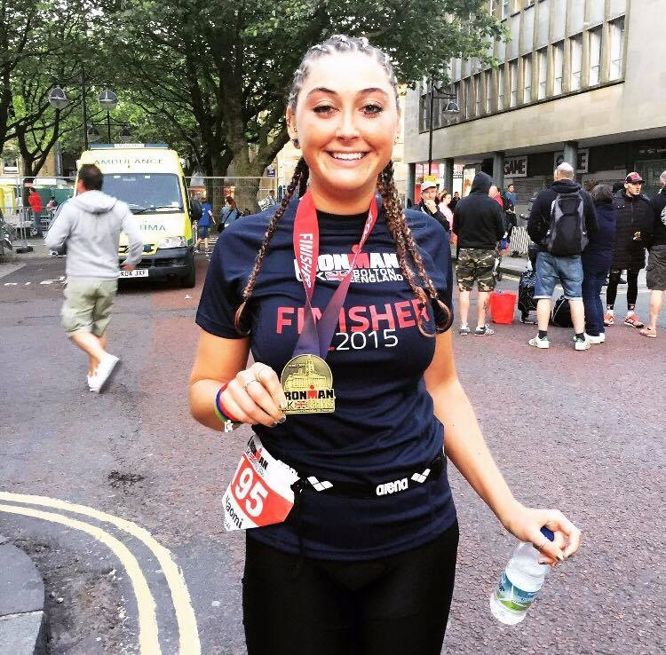 A Fit Girl's Guide To Becoming An Ironman...