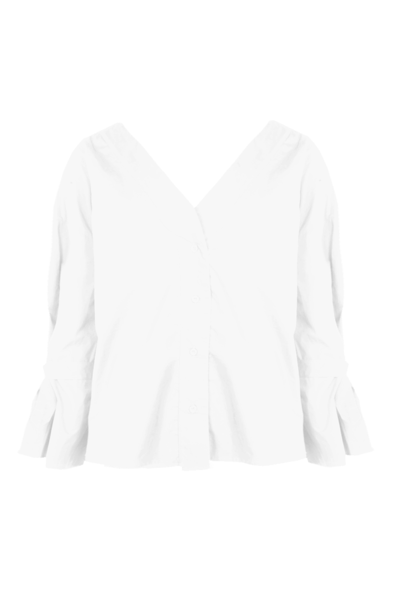 Shirt up! The New Piece For Your 'Drobe