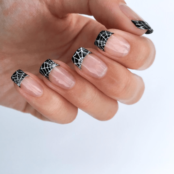 Halloween Nail Art To Get You Inspired , The Fix