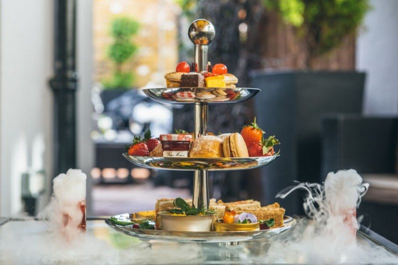 9 Afternoon Tea In Soho London