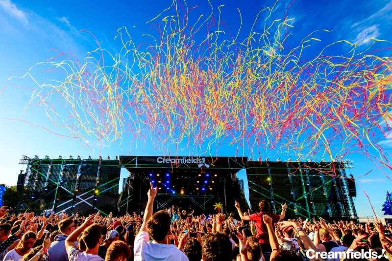 creamfields festival