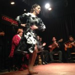 Flamenco dancer - Flamenco tours in Madrid
