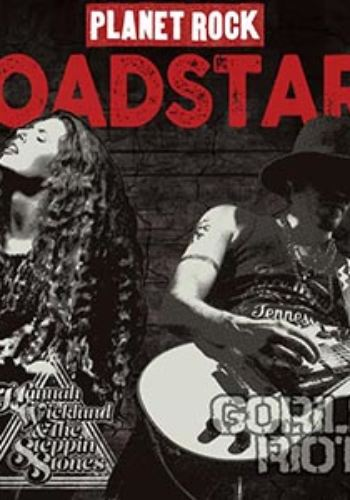 ROADSTARS: HANNAH WICKLUND & THE STEPPIN STONES + GORILLA RIOT + PISTON