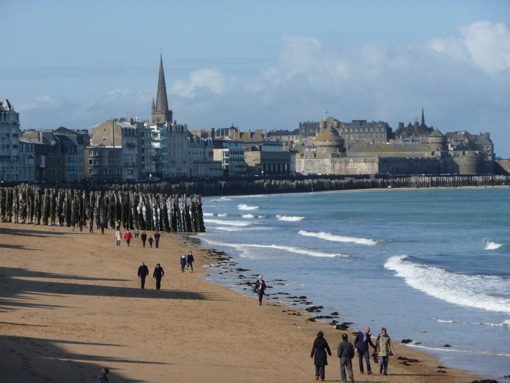 April revisted - St Malo (2/5)
