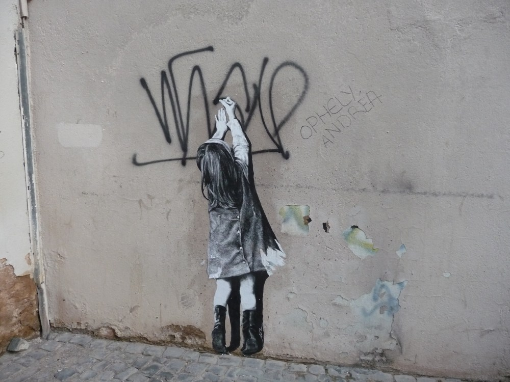 Strasbourg and Banksy? The last post? (2/3)
