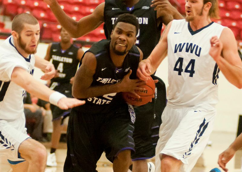 Mo Lee had 19 points and nine rebounds Friday. || Photo courtesy NATHAN BURAL/Tarleton