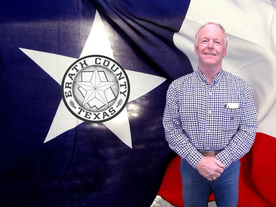 Erath County Commissioner, Pct. 4 Scot Jackson