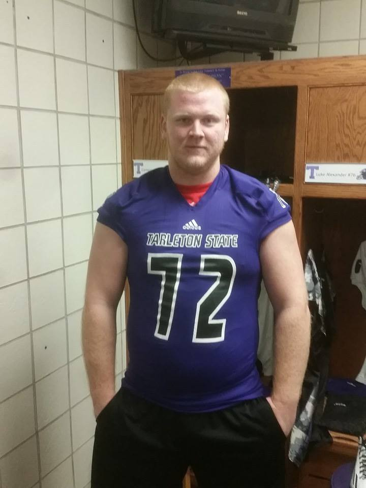 Camron Owens, 21 on Spring, was found unresponsive in his Tarleton dorm room Tuesday night. || Facebook photo