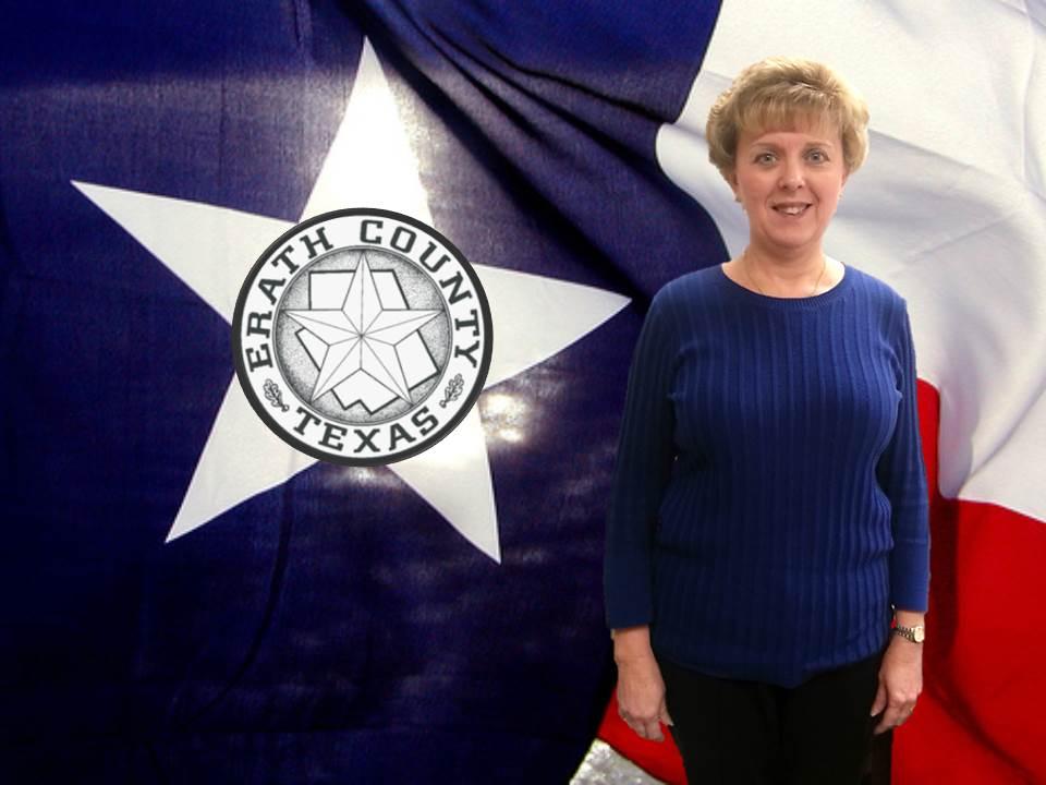 Erath County Tax Assessor-Collector, Jennifer Carey