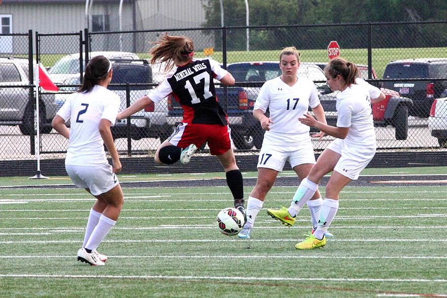 Stephenville vs. Mineral Wells; Region I-4A quarterfinal; Bearcat Stadium in Aledo; April 7 || BRAD KEITH/TheFlashToday.com