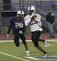 Spring football practice has reached its midway point at Tarleton. || Photo by BRAD KEITH/TheFlashToday.com