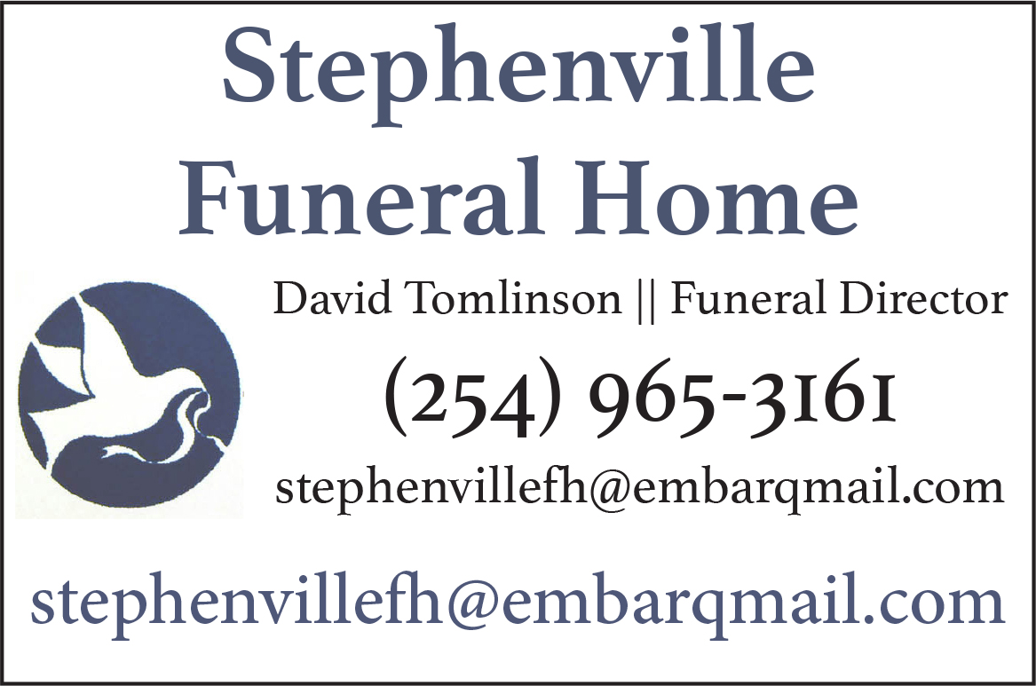 1st Stephenville Funeral Home