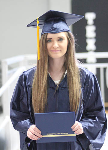 Stephenville graduation 19