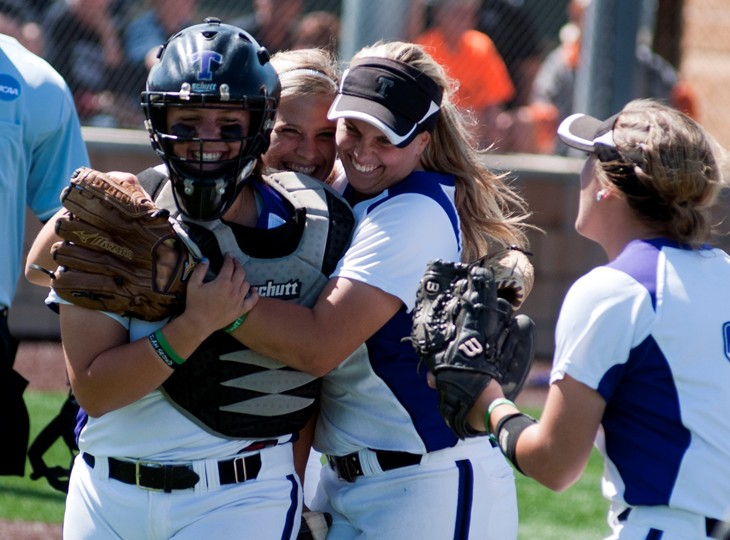 Tarleton State has two cracks at the program's first-ever South Central Region I championship today.
