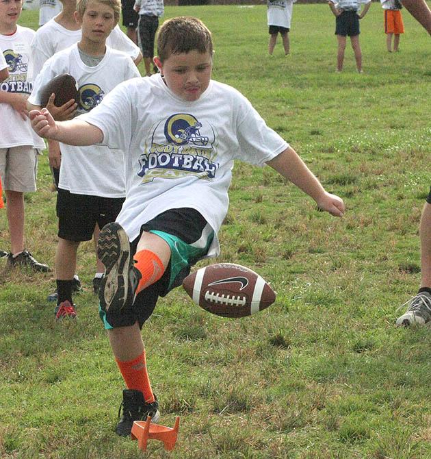 Cody Davis Camp 07