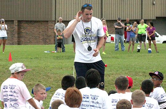Cody Davis Camp 44