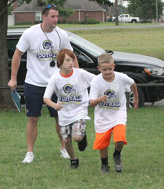 Cody Davis Camp 45