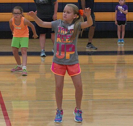 Honeybee basketball camp 01