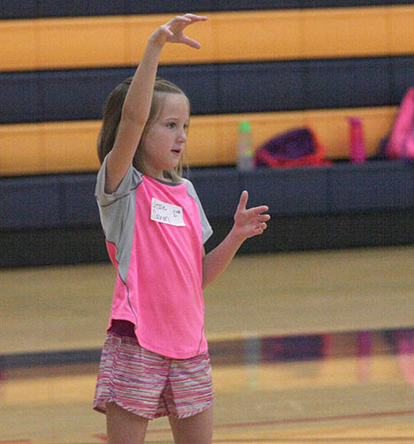 Honeybee basketball camp 25
