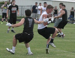 Jackets home 7-on-7 09