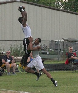 Jackets home 7-on-7 15