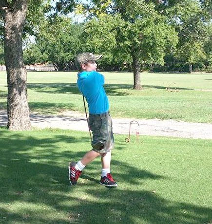 Junior golf 02