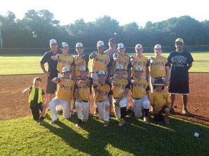 The 12U Stephenville Sox baseball team is headed to the USSSA World Series semifinals. || Contributed