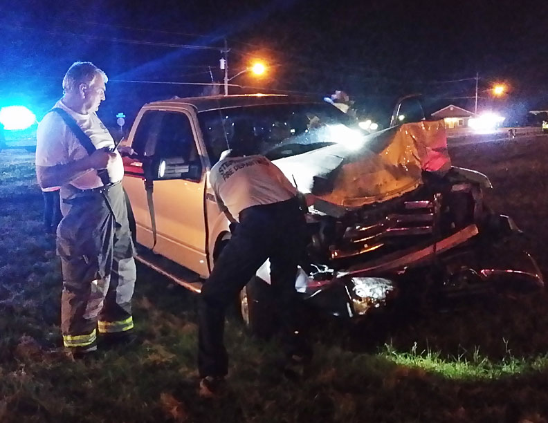 Two Dead After Overnight Crash Near High School The