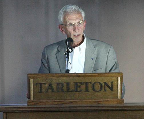 John Tarleton bronze 10