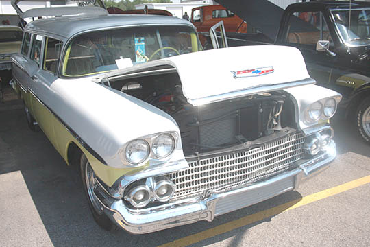 Christian Car Show at Bruner 22