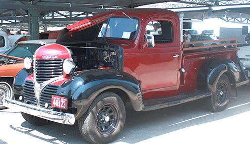Christian Car Show at Bruner 27
