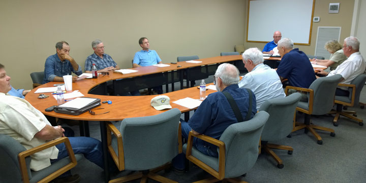 Executive session has been the name of the game for the Stephenville City Council as of late.