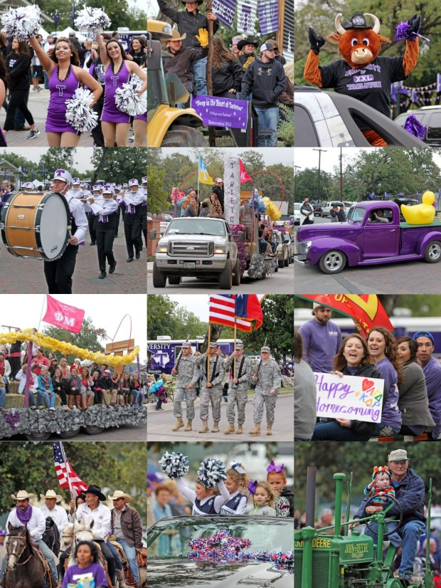 Those interested in participating in the Tarleton Homecoming parade should contact the Office of Student Engagement for an entry form. Deadline to submit an entry form is 5 p.m. Thursday, Oct. 8.