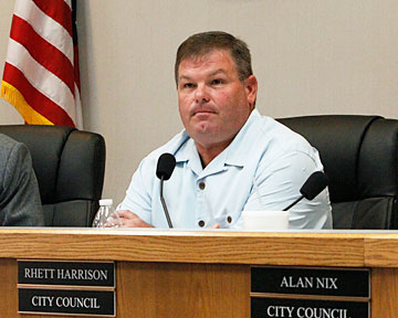 Despite the swirl of controversy surrounding Miller's recent dismissal there have been rumors that city council members wants her back. Rhett Harrison's nearly 2 a.m. email shows he was burning the midnight oil.