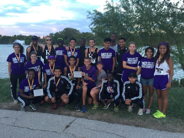 The Ranger College men's cross country team captured first at the Hardin-Simmons University Cowboy Classic on Sept. 18 in Abilene. The Rangers had six runners finish in the top 10 places in the men's race, including Amos Kipchumba, who took first overall. The RC women finished second.