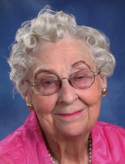 Gladys Irene Crist