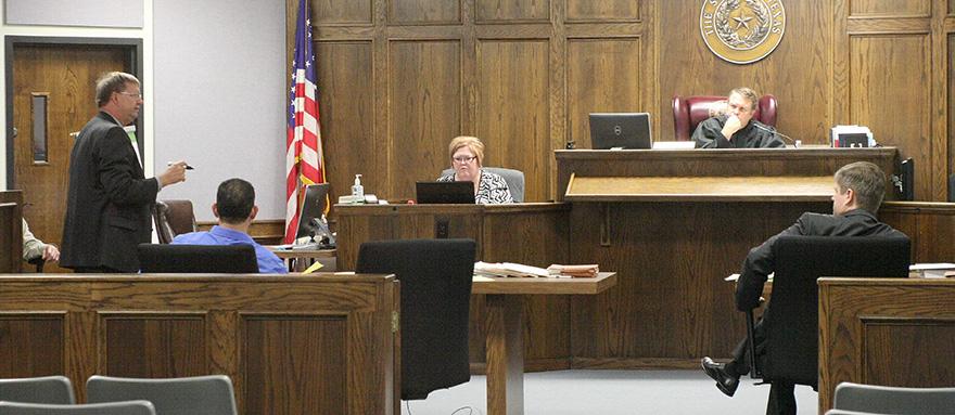 Murder Trial FEATURE