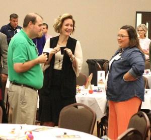 New Educators Breakfast 16