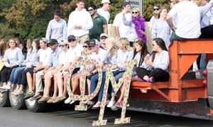 Tarleton homecoming parade 12