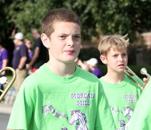 Tarleton homecoming parade 21