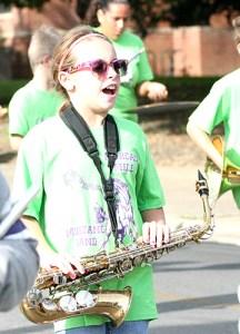 Tarleton homecoming parade 22