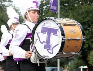 Tarleton homecoming parade 62